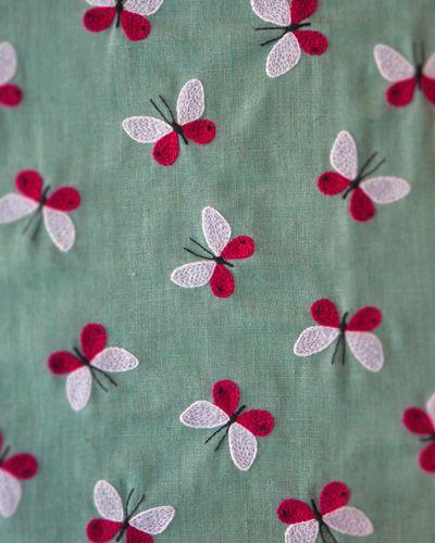 Butterfly-Embroidery - Yumiko Higuchi