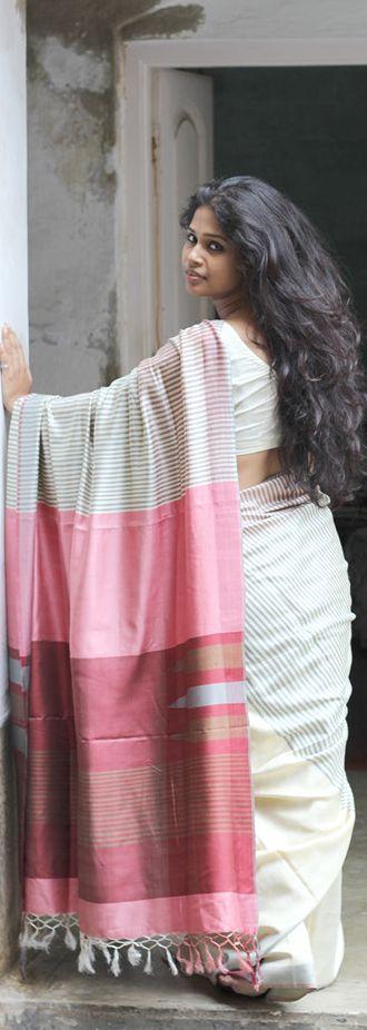 Organic cotton kumbha collection by Sayan Chanda -  original pin by @webjournal