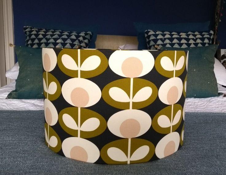 Orla+Kiely+Flowers+Lampshade, £22.00