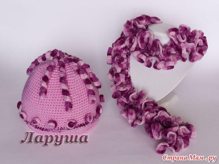 Весенние завитушки для любимой девчушки! )))
