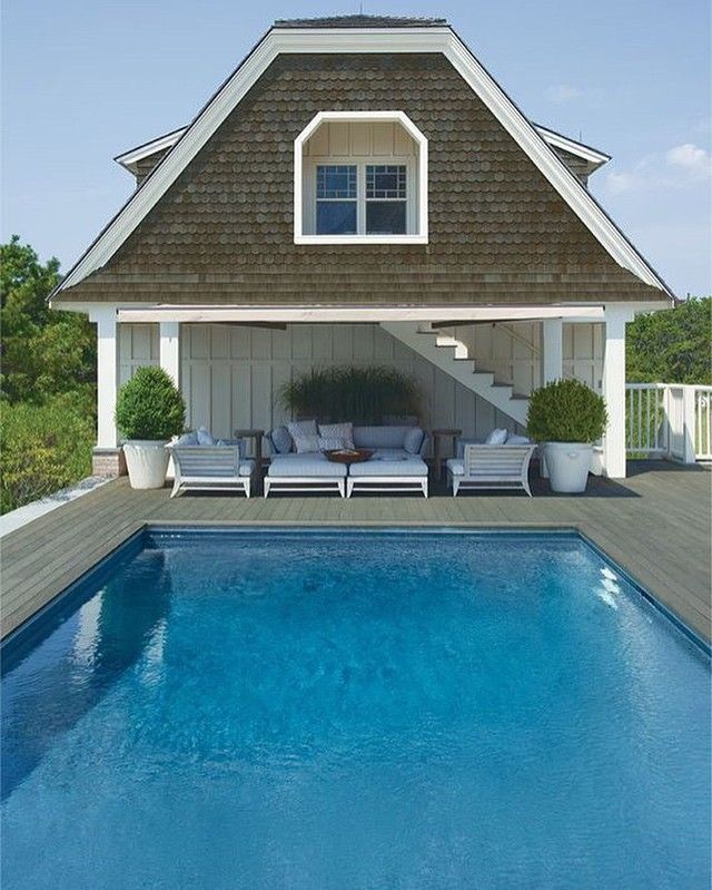 Cabana Pool House Designs Plan: 17 Best Images About Cool Pools & Pool Houses On Pinterest