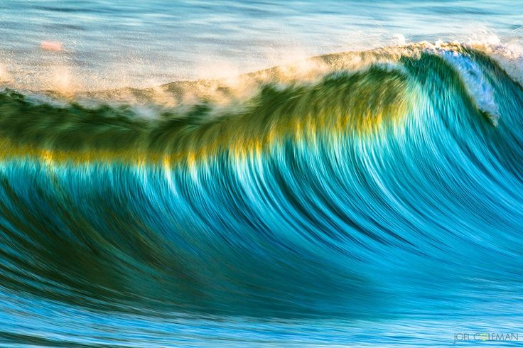 The soft 'hand painted' look of slow shutter speed photographs is something I have always liked. Slowing things down to show movement while still maintaining the shape of the wave is a technique I have worked on for some time. This particular photograph is one of those moments where everything came together. Limited Edition of 50 #waves #lovesurf #surfart
