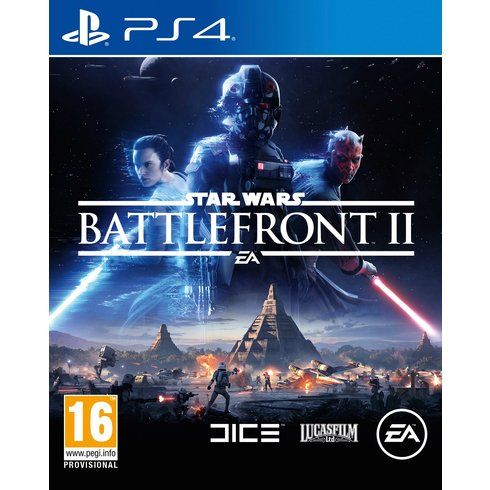 Superb Star Wars Battlefront II: The Last Jedi Heroes PS4 Now At Smyths Toys UK! Buy Online Or Collect At Your Local Smyths Store! We Stock A Great Range Of Coming Soon - PlayStation 4 At Great Prices.