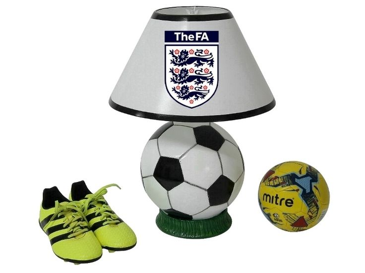B0548 - THE FA Football Scoccer Lamp - All Teams & Clubs Available - B0548 - THE FA Football Scoccer Lamp - All Teams & Clubs Available.jpg