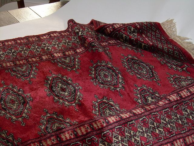 Find Out if Your Oriental Rug Requires Cleaning