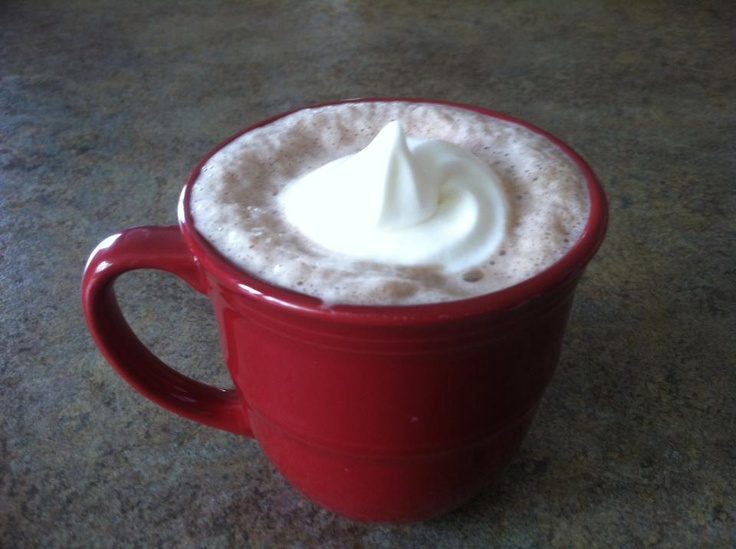 Natural Homemade Mama: Sugar and Carb Free Hot Coco -Fuel pull or S  - This is really good!