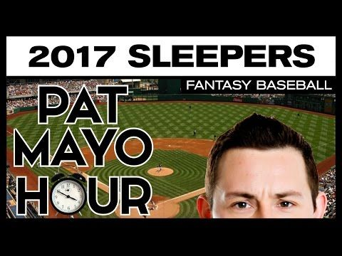 2017 Fantasy Baseball Sleepers