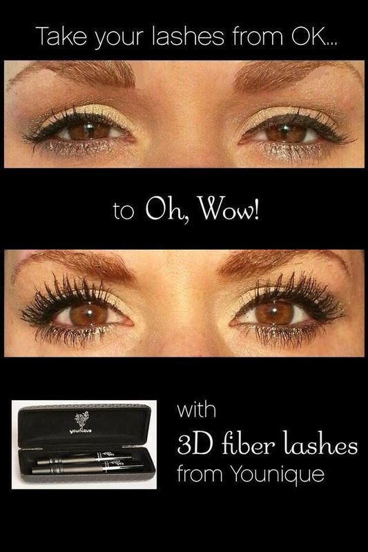 Lashes for days!   https://www.youniqueproducts.com/jennamarie/