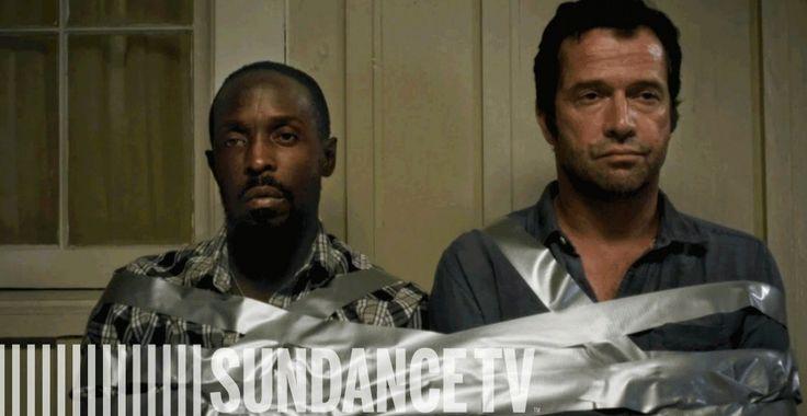 Hap and Leonard trailer della serie tv in sei episodi di Sundance con Christina Hendricks e James Purefoy