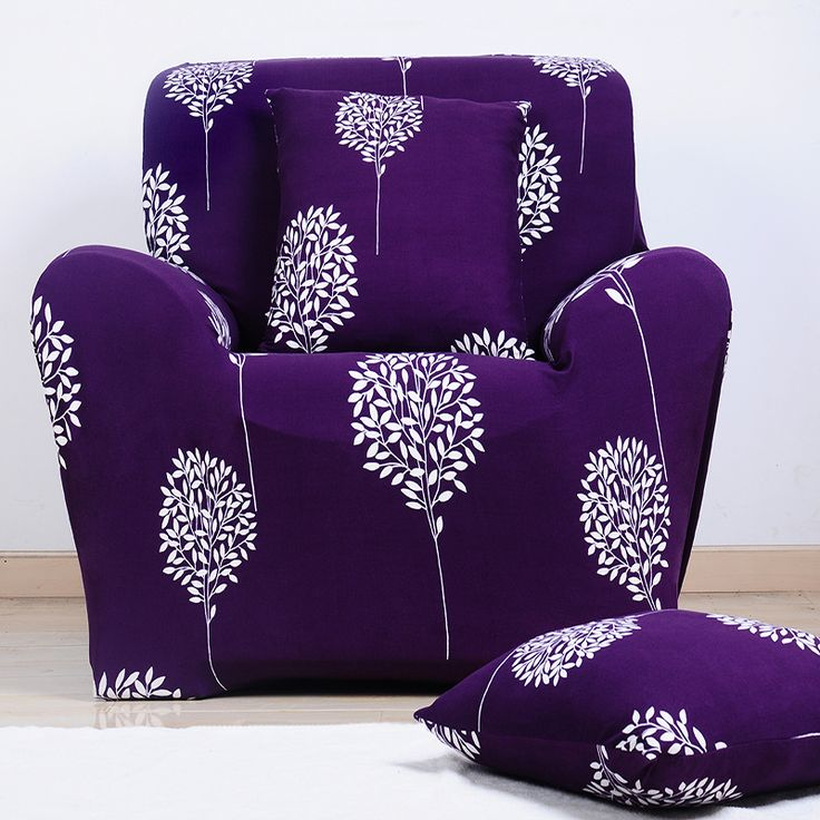 Purple Sofa Cover canape moderne slipcovers for couches spandex elastic fabric sofa furniture cover -in Sofa Cover from Home & Garden on Aliexpress.com | Alibaba Group