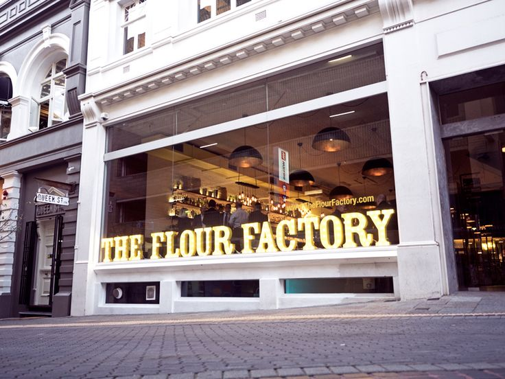 The Flour Factory, Perth