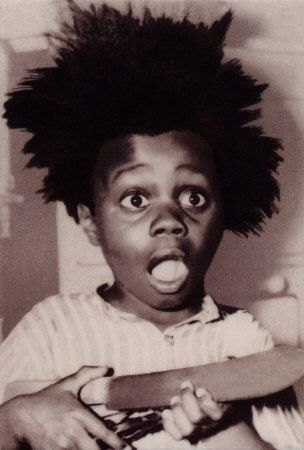 Buckwheat - REAL Buckwheat - not Eddie Murphy! Don't forget Darla and Alfalfa.