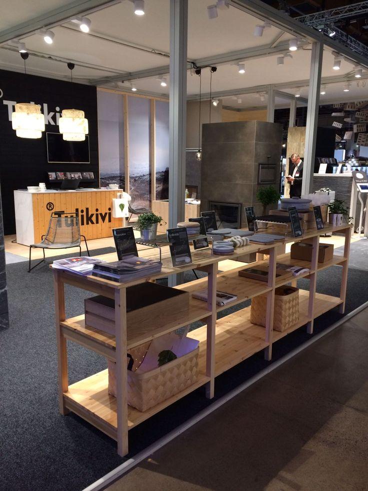 Tulikivi stand at Habitare 2017 6f2