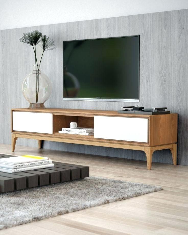 Diy Modern Tv Stand Extraordinary Black Coffee Table Set Wall