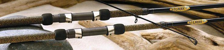 St.Croix Triumph Surf Fishing Rods
