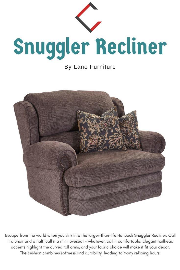 Lane Furniture Hancock Snuggler Recliner Recliner Chair Chair And A Half Lane Furniture