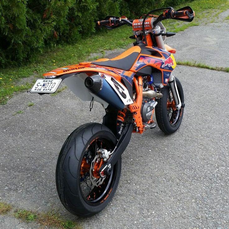 Redbull KTM Supermoto