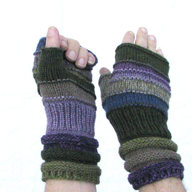 275 Best Fingerless Gloves Images On Pinterest