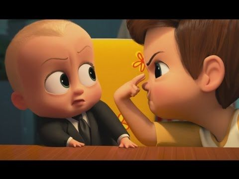 The Boss Baby - New Musical Trailer ( ReMix by vagotanulo ) 2017