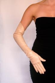 Love the nude....My sensual round top shoulder-high gloves
