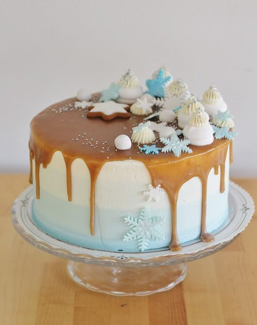 KakkuKatri: Winter Wonderland kakku