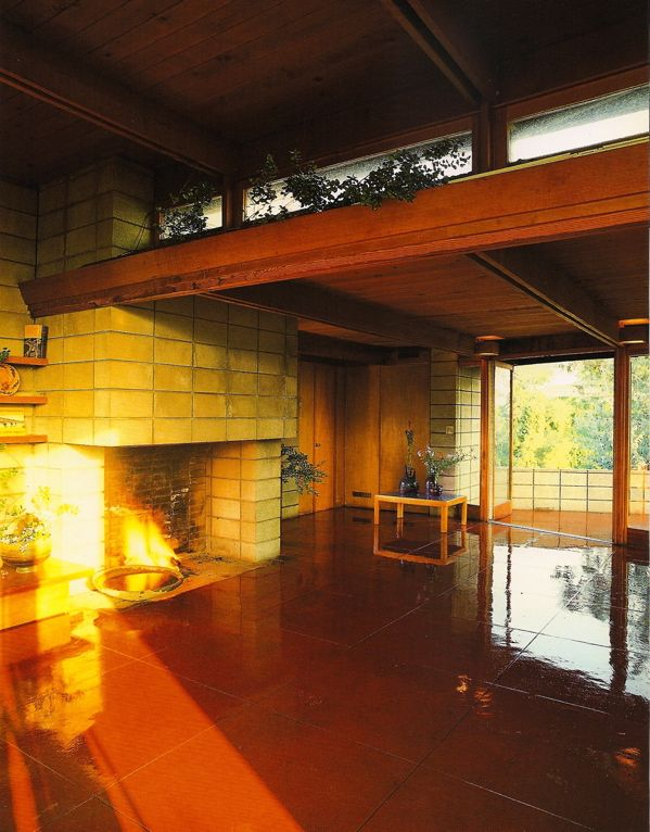 Wright Chat :: View Topic   Rose And Gertrude Pauson House. Find This Pin  And More On Frank Lloyd Wright Architecture U0026 Interior Design ...