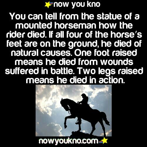 Did you know this?  I am not sure if it is true or not. Made me think of G.