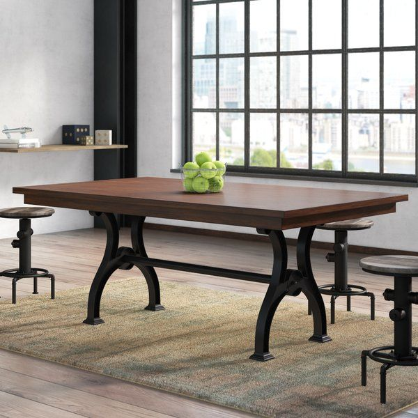 Gaener Dining Table Dining Table Solid Wood Dining Table