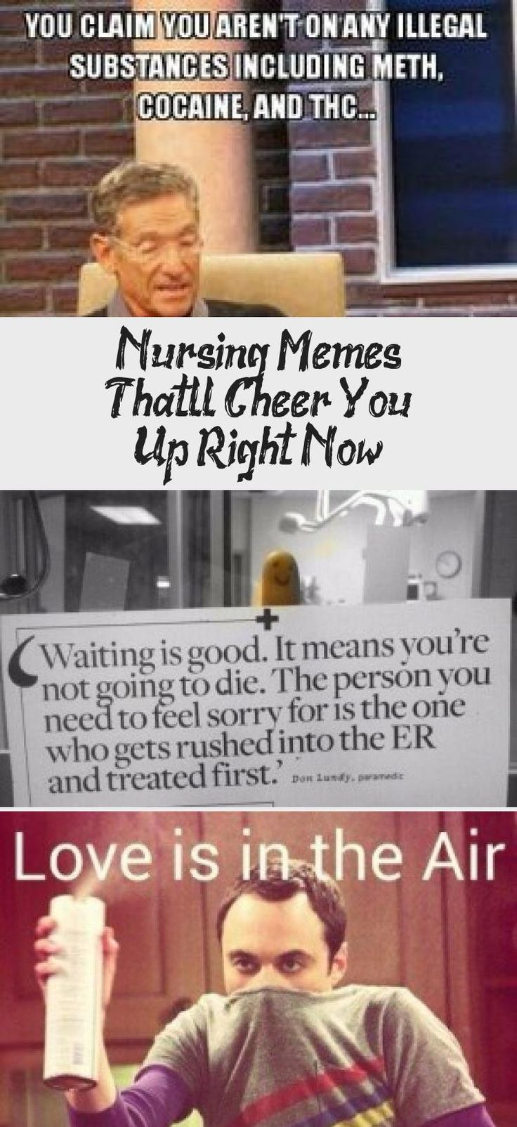 Nursing Memes That'll Cheer You Up Right Now in 2020