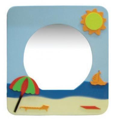 Yaz Lavabo Aynası 45*60 cm