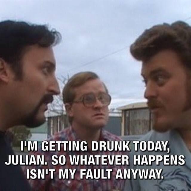Facebook.com I Am The Liquor. Trailer Park Boys Julian Ricky Bubbles Sunnyvale Trailer Park