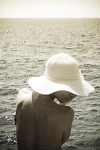 #Croatia. #Topless. Was hot ; ) more -> http://www.fotografia.bartoszkoplin.pl/2013/02/09/taka-woda-byc/