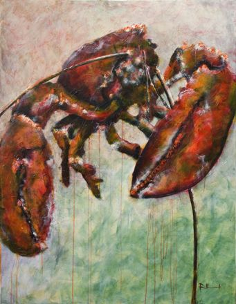lobster - Robbert Kamphuis
