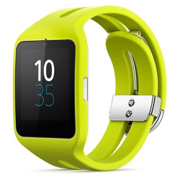 Sony SmartWatch 3 SWR50 Verde con envío gratis en @MAXmovil