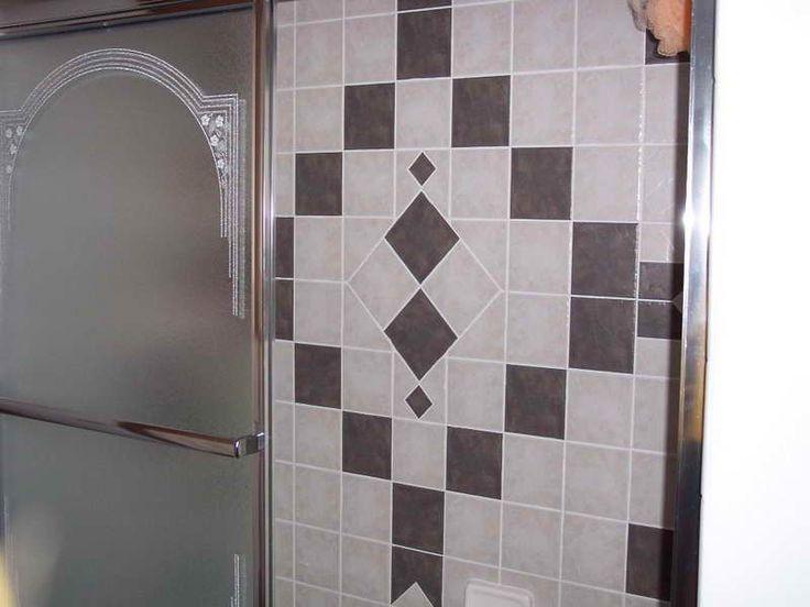19 best Bathroom Tile Design images on Pinterest Bathroom