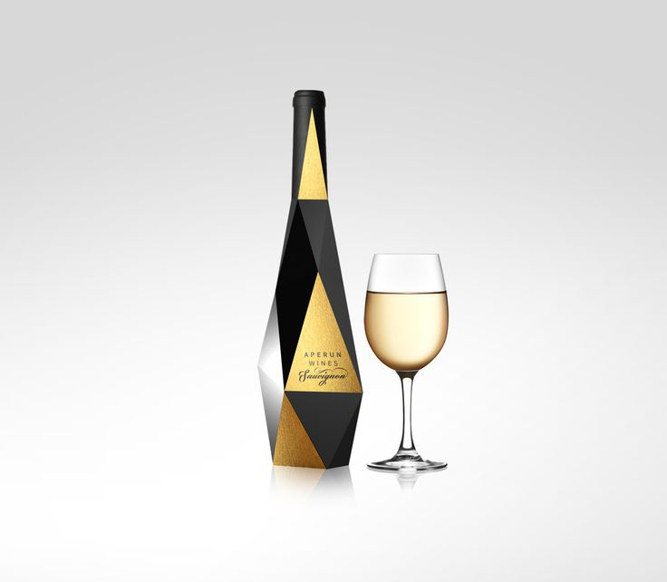 Wine packaging concept. http://www.hellomedia.cz/en/aperun-wines-1