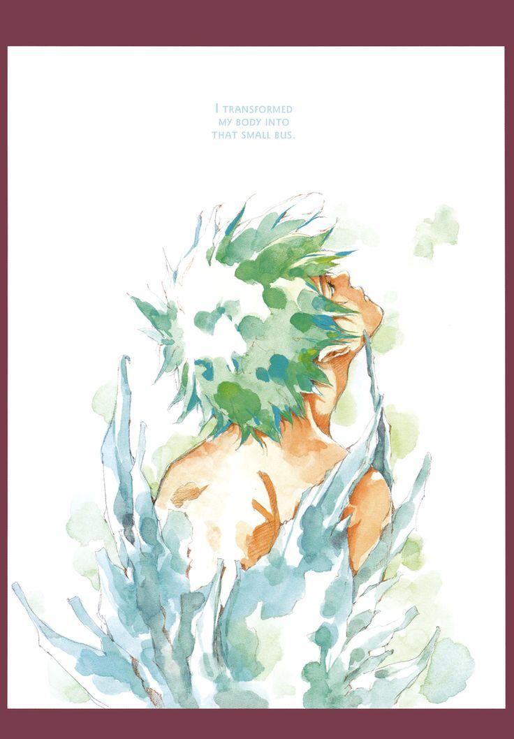 Read manga Bus Hashiru Vol.001 Ch.005: Dudleya Road online in high quality