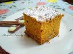 Ciasto marchewkowe. Najlepsze (i największe!) - Planeta Smaku
