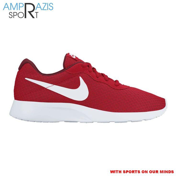 Nike Tanjun (Red/White)