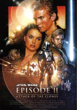 《星球大战前传2:克隆人的进攻》高清在线观看-科幻片《星球大战前传2