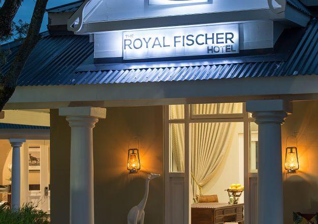 The Royal Fischer Hotel-Bloemfontein