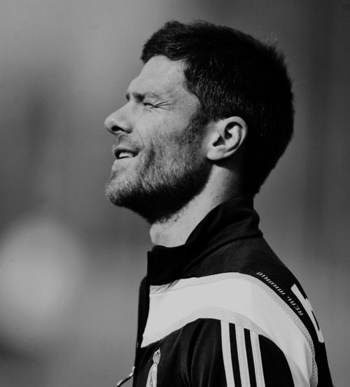 Squinty Xabi is the best