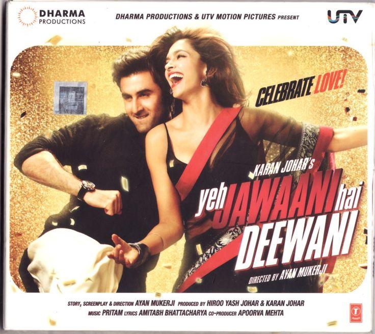 Yeh Jawaani Hai Deewani [2013-MP3-VBR-320Kbps] | A2zcity.Net