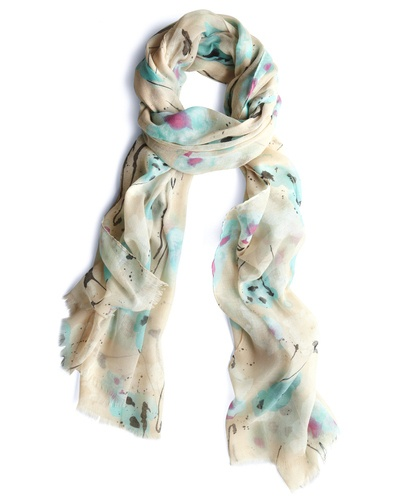 Blot Out a Route ScarfScarf 24 99, Blot, Fashion, Style, Clothing, Scarves, Grand Accessories, Route Scarf, Retro Vintage
