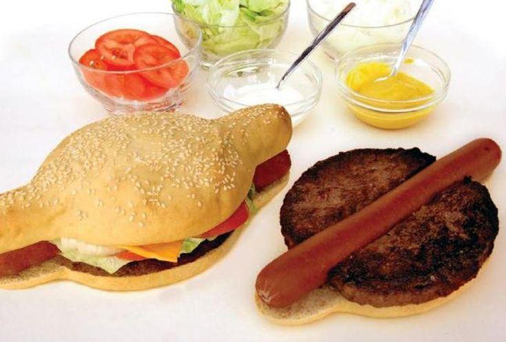 [On aime] Le hamdog, le premier burger hot dog hybrid existe enfin ! - Fast and food @fastandfood