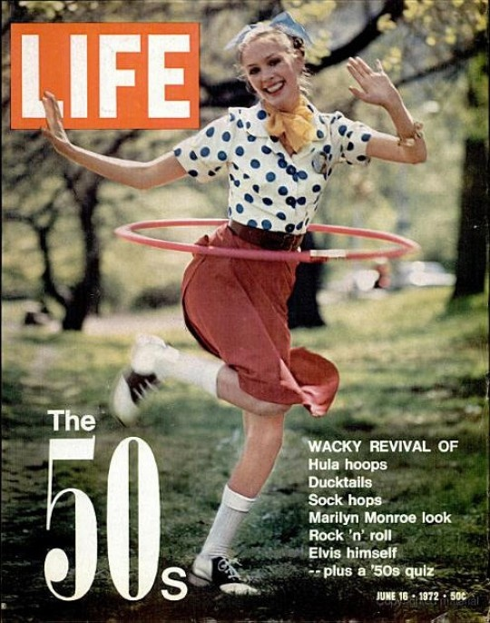 The 50s. Life Magazine, June 16, 1972 Hoops!!