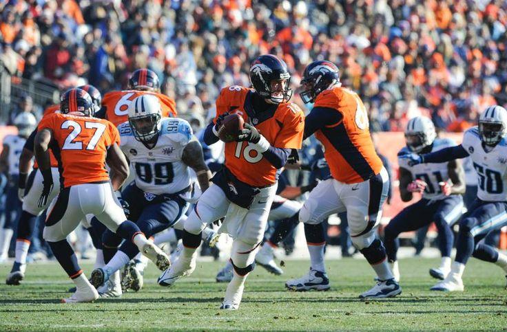 InGame Photos Broncos vs. Titans Broncos, Broncos fans