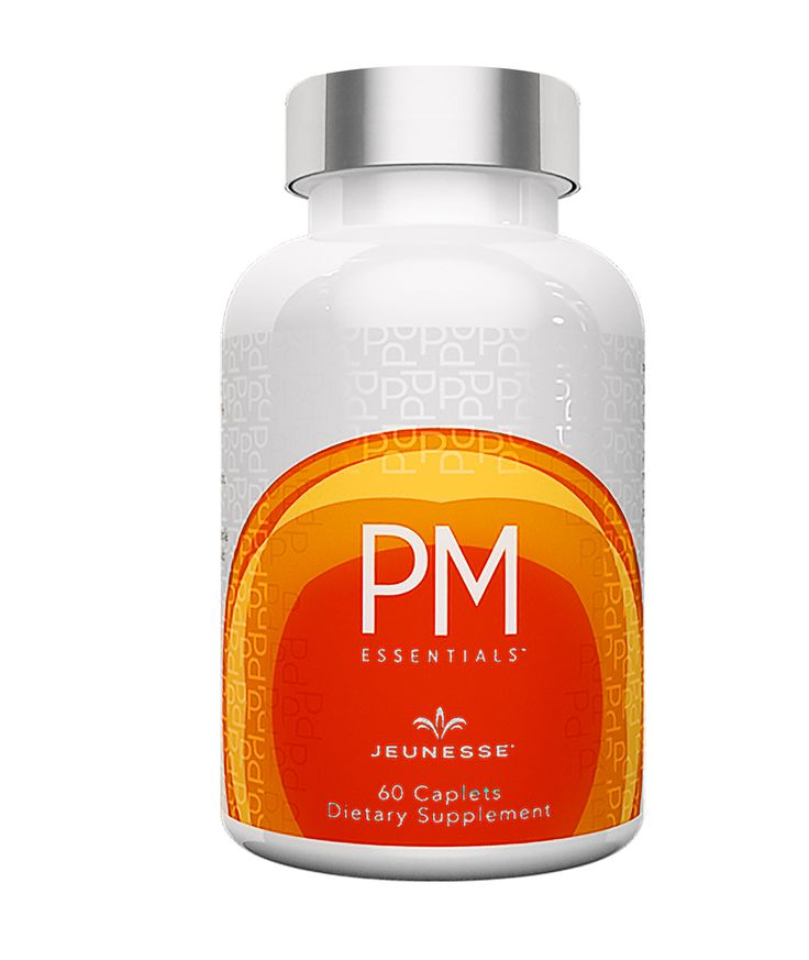 These powerful dietary supplements effectively delay the symptoms of premature aging. AM Essentials™ contains energy-boosting nutrients that regulate mental clarity and focus. The PM Essentials™ formula balances and relaxes your body for a restful sleep. *60 caplets per bottle SIZE: 120 Caplets Qty:   Total: $139.95