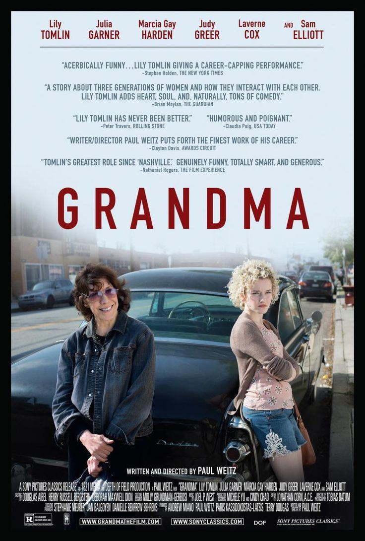 Grandma (2015 ) EEUU. Dir.: Paul Weitz. Comedia. Cine independente USA. Road Movie. Familia. Homosexualidade. Vellez - DVD CINE 2423