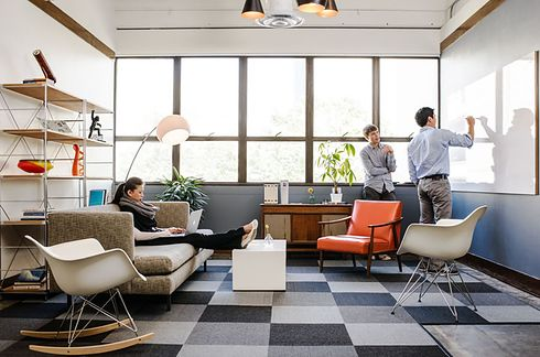 Square- SF  22 Gorgeous Startup Offices You Wish You Worked In
